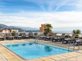Aparthotel Adagio Monaco Palais Joséphine, hotel in Beausoleil