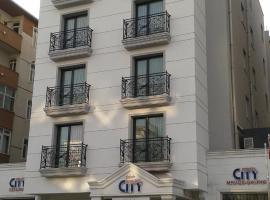 호텔 시티 체르케즈코이