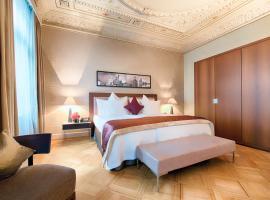 Alden Suite Hotel Splügenschloss Zurich, hotel in Zurich