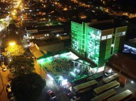 Confort Fronteira Hotel