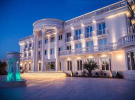 Hotel Villa Pascucci, hotel in Durrës
