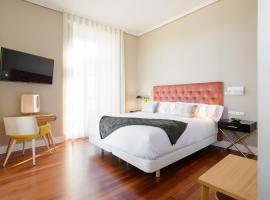 Pazo de Mendoza, hotell i Baiona