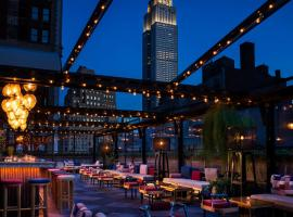 MOXY NYC Times Square, pet-friendly hotel in New York