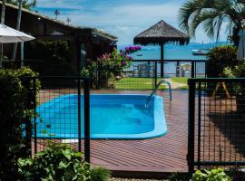 Pousada Mar de Dentro, hospedagem domiciliar em Florianópolis