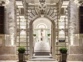 The Liberty Boutique Hotel, hotell i Roma