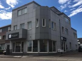 De Kust، فندق في زاندفورت
