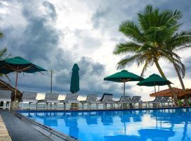 Ranmal Beach Hotel, hotel in Hikkaduwa