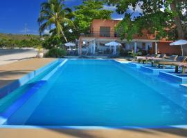 Nosy Lodge - Villa Blanche