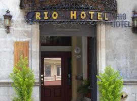De 10 beste hotels in Riobamba, Ecuador (Prijzen vanaf € 15)