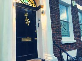 19 Rodney Street Apartments, self catering accommodation in Liverpool