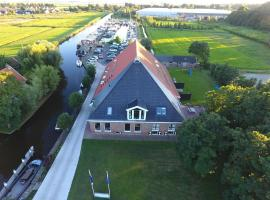 Vakantieboerderij Sneek, hotel in Sneek