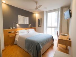 Hotel Zarampallo, hotel en Ourense