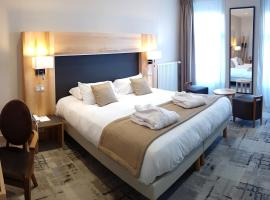 Hotel Le Cercle, accessible hotel in Cherbourg en Cotentin