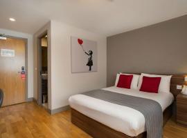 Britannia Study Hotel, hotel in Brighton & Hove