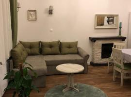 All In Apartman II., hotel near Dohany Street Synagogue, Budapest