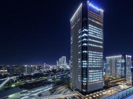 名古屋プリンスホテル スカイタワー、名古屋市にある名古屋駅の周辺ホテル