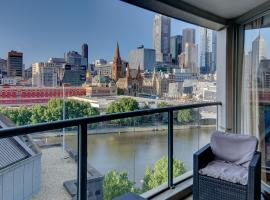 Fantastic double suite, luxury hotel in Melbourne