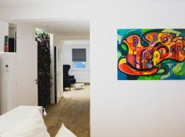 CAB Ap'art, Hotel in der Nähe von: Casino von Luxemburg, Luxemburg (Stadt)