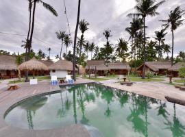 Beranda Ecolodge, hotel with pools in Gili Air