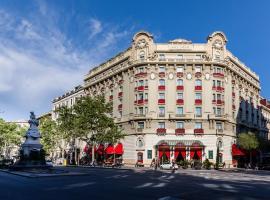 Los 10 mejores hoteles de 5 estrellas de Barcelona, España ...