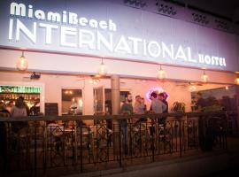 Miami Beach International Hostel