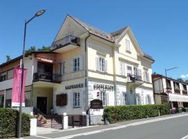 Gästehaus Residenz Lapeiner, beach hotel in Pörtschach am Wörthersee