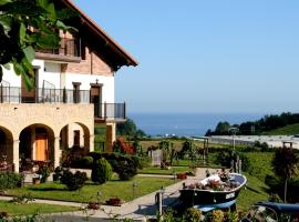 Usotegi, hotel in Getaria
