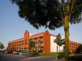 Strandhotel Duinoord, hotel in Vrouwenpolder