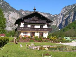Haus Marie, hotel in Obertraun