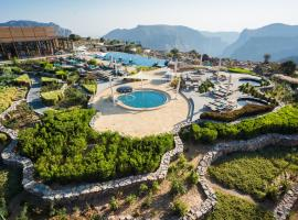 Anantara Al Jabal Al Akhdar Resort, hotel ad Al 'Aqar