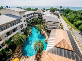 Sea Breeze Jomtien Resort, hotel in Jomtien Beach