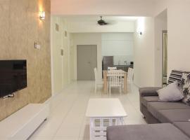 3 Bedroom Condo @ NEAR SPICE ARENA