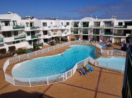Playa de las Cucharas Apartments