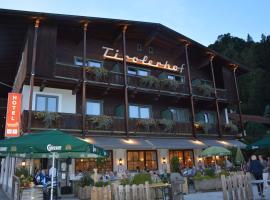 Hotel Restaurant Tirolerhof