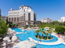 Melas Lara Hotel, מלון בלארה