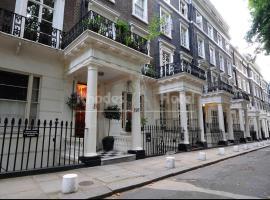 Rhodes Hotel, Paddington-stöðin, London, hótel í nágrenninu