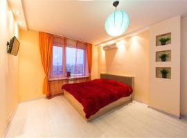Апартаменты на Новинки 6 корп 2 , отель в Москве, рядом находится Музей-заповедник «Коломенское»
