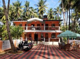 Hilias Retreat, guest house in Palolem