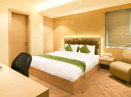Treebo Trend Hoops, hotel near Netaji Subhash Chandra Bose International Airport - CCU, Kolkata