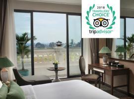 Ninh Binh Hidden Charm Hotel & Resort, hotel in Ninh Binh
