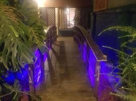 La Casa del Puente, alquiler vacacional en Santiago