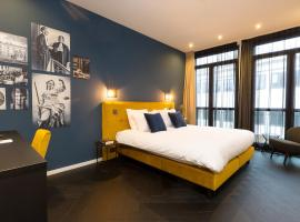 Court Hotel City Centre Utrecht, готель в Утрехті