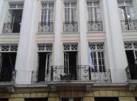 Apartamento Hostal en Pleno centro de Quito