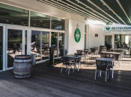 Hotel Bar Restaurant Le Chaudron Vert