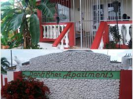 Dan & Sher Apartments, hotel near Curaçao International Airport - CUR,