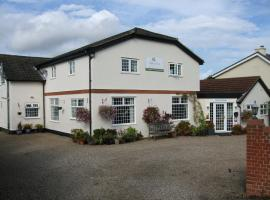 Grove House Hotel, hotel near Saint Botolph's Burgh, Woodbridge