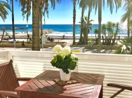 Sitges Seafront Ribera Apartment