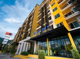 芭東藍色天空酒店