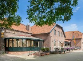 Hotel Restaurant De Roosterhoeve, hotel in Roosteren