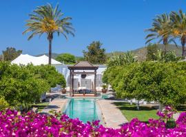 Los 10 mejores hoteles 5 estrellas en Santa Eulalia del Río ...